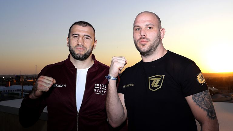 Mahammadrasul Majidov faces Tom Little