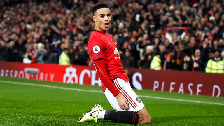 Mason Greenwood has been a super sub for Manchester United this season
