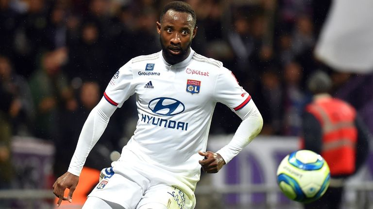 Moussa Dembele has shone for Lyon in the last two seasons