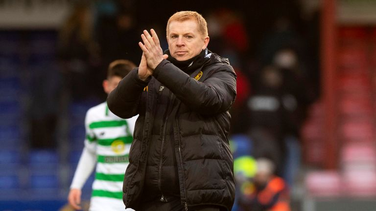 Lennon says he will not pick Wednesday's team with the cup final in mind