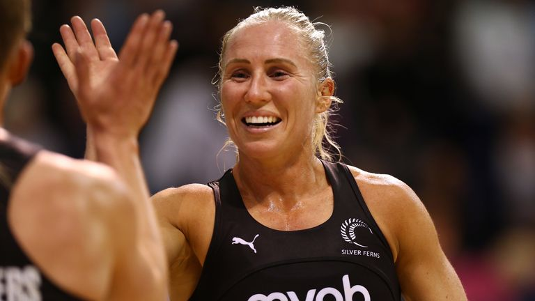 Laura Langman, the Silver Ferns' prolific captain, has been left out of the squad for the Vitality Netball Nations Cup