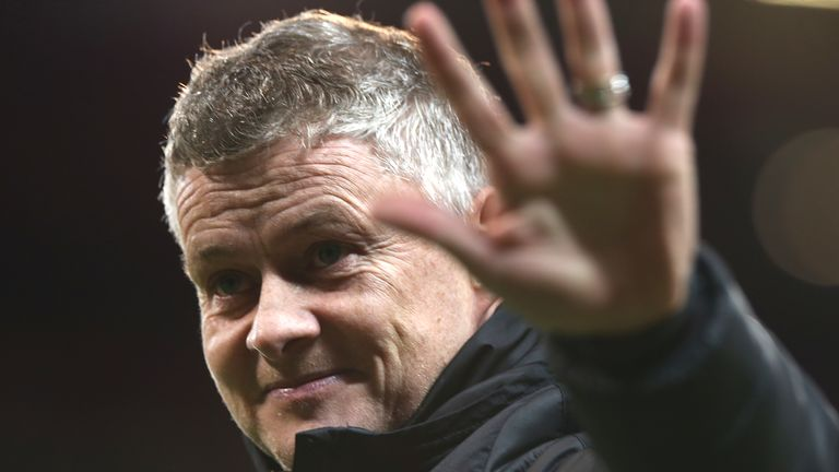 Raiola says Ole Gunnar Solskjaer has his number if he wants to speak