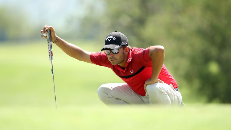 Larrazabal posted six bogeys and a double-bogey during the final round