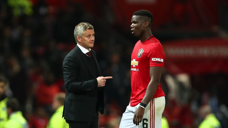 Another big decision lies ahead for Solskjaer: resolving Paul Pogba's future at Old Trafford