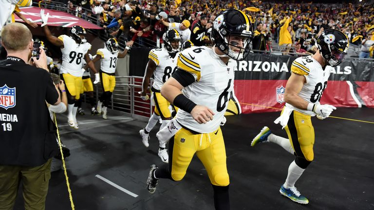 Devlin Hodges and the Steelers are simply getting the job done