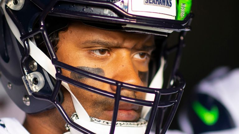Seattle Seahawks quarterback Russell Wilson is among the contenders for 2019 MVP