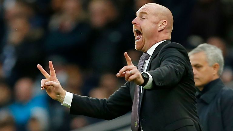 Burnley boss Sean Dyche is not expecting many new signings to arrive in January