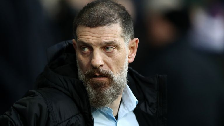 Slaven Bilic's side are on a poor run of form