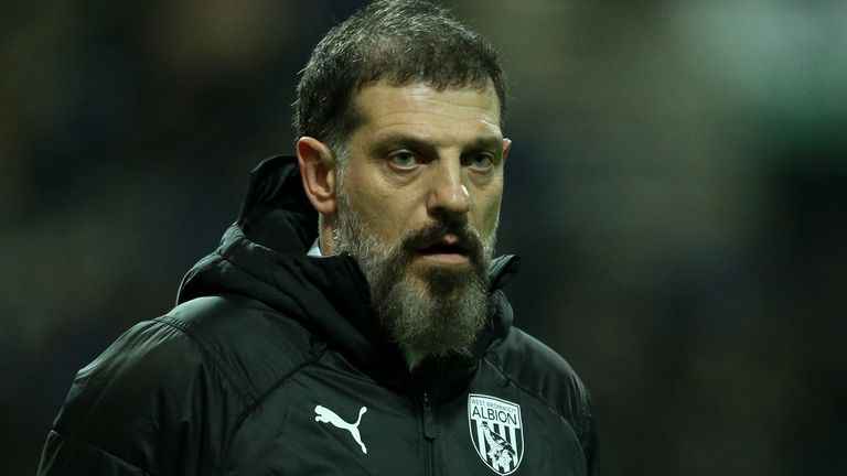 Slaven Bilic has called on his West Brom side to use the pressure of promotion to their advantage