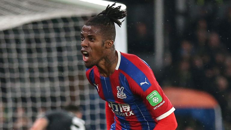 Who has excelled for Crystal Palace this season?
