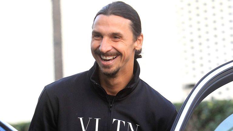 Zlatan Ibrahimovic is close to a return to AC Milan
