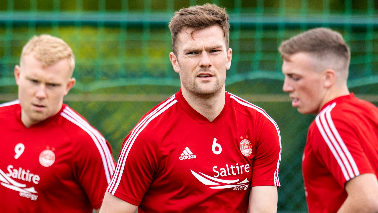 El defensor de Aberdeen Michael Devlin no puede ver el final de temporada | Noticias de futbol 12