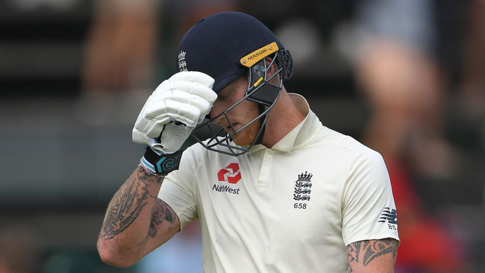 Ben Stokes awaits likely disciplinary action after swearing at spectator in fourth Test - Sky Sports