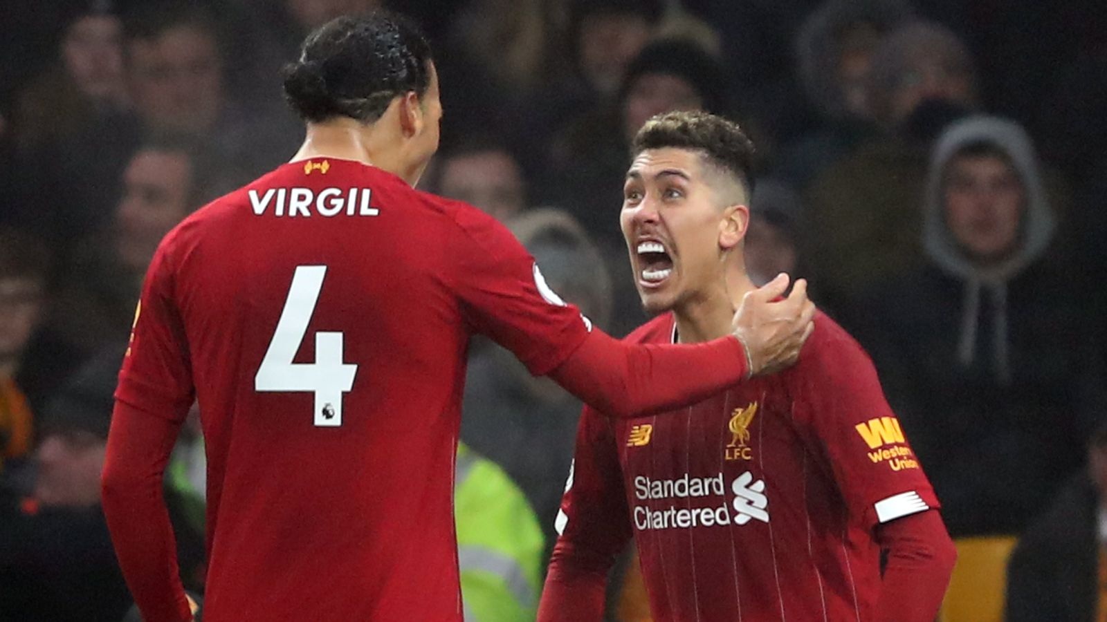 Wolves 1-2 Liverpool: Late Roberto Firmino goal continues Reds' remarkable run