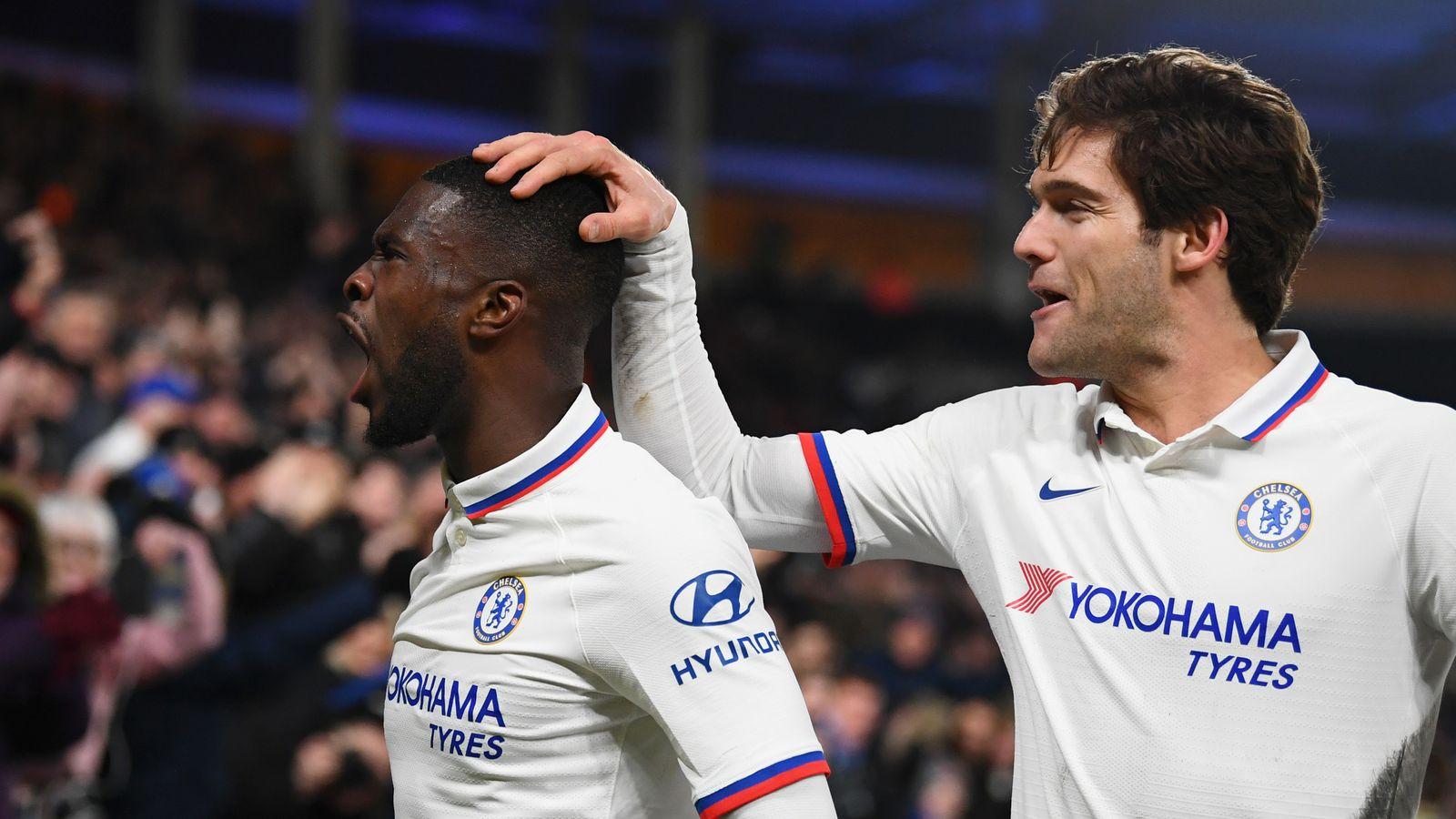 Tomori lifts lid on Lampard's Chelsea