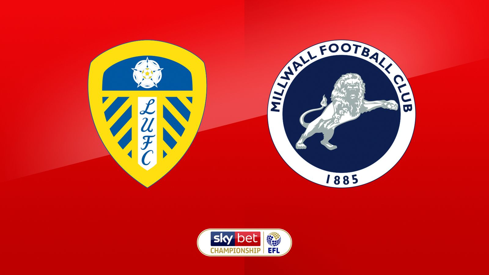 Leeds vs Millwall preview: Championship clash live on Sky Sports Football Red Button