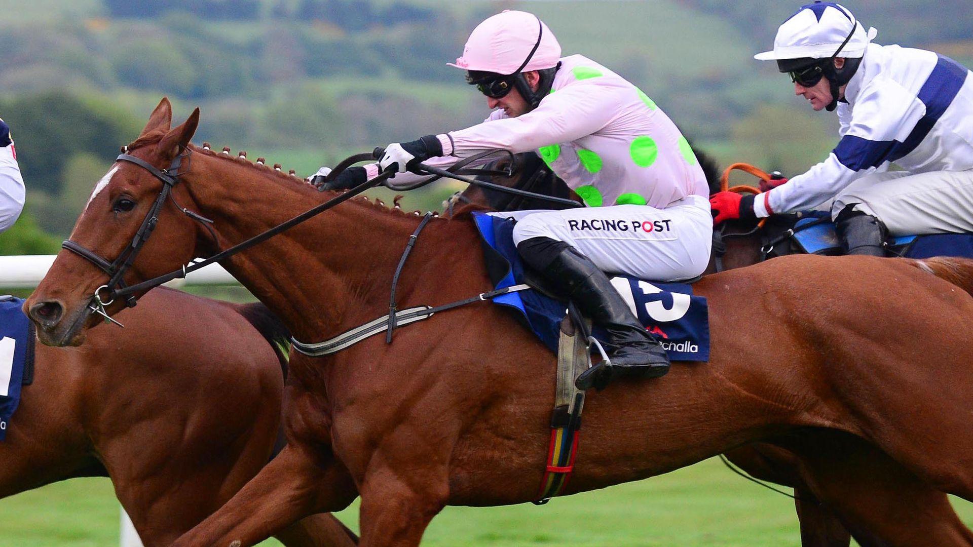 Patrick Mullins misses Cheltenham - sky sports