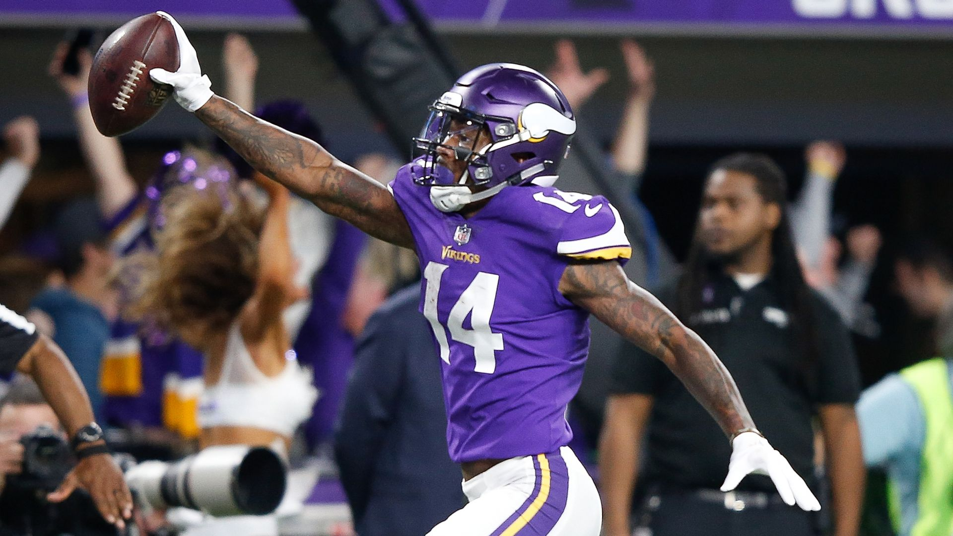 Relive the Minneapolis Miracle!