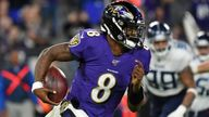 Tennessee Titans 24-35 Jefes de Kansas City: Patrick Mahomes brilla cuando los Jefes llegan al Super Bowl   Noticias de la NFL 12