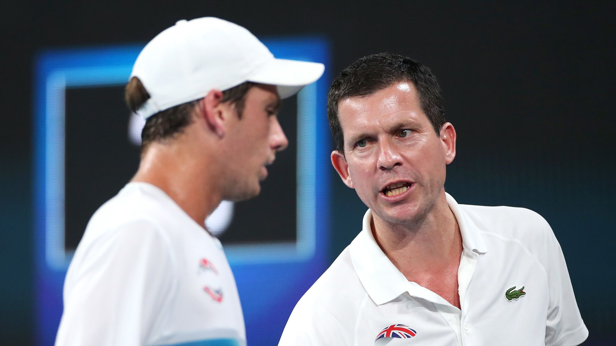 Great Britain's ATP Cup tie with Bulgaria heads into deciding rubber