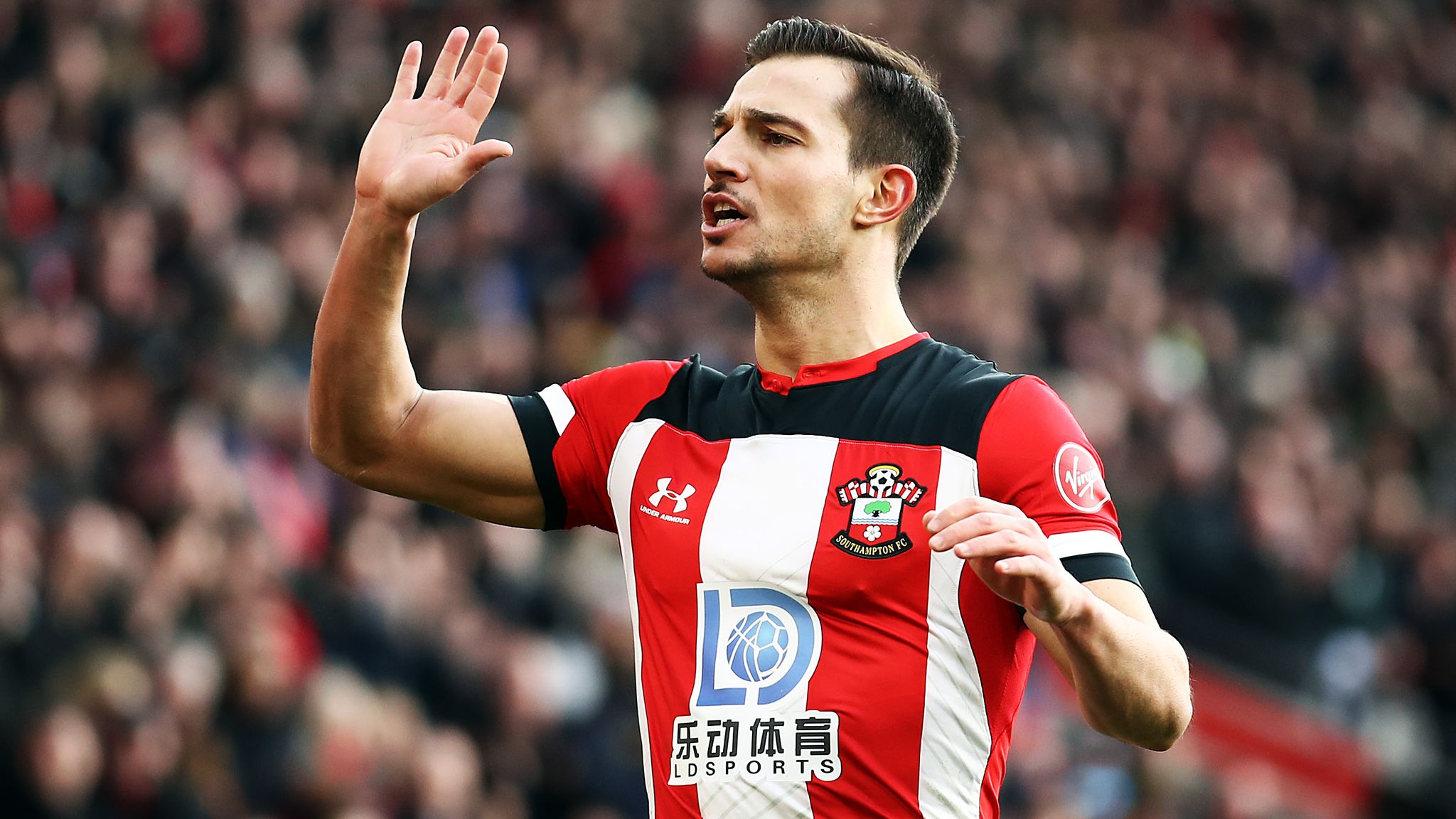 Cedric Soares: Arsenal make move for Southampton defender