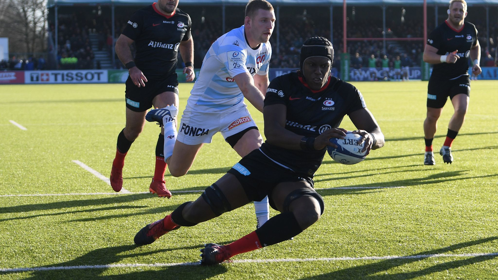 Saracens relegated: Mark McCall confirms squad will be broken up