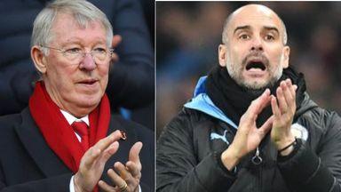 fifa live scores - Sir Alex Ferguson bigger influence than Pep Guardiola, says Ole Gunnar Solskjaer