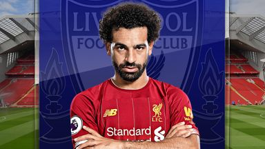fifa live scores - Mohamed Salah exclusive interview: Adapting at Liverpool and hunting down the Premier League title