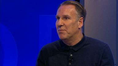 fifa live scores - Paul Merson talks about his mental health struggles on The Debate