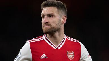 Arteta: Mustafi can have Arsenal future