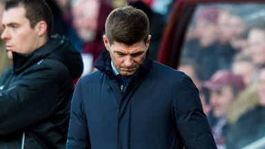 Gerrard 'shocked' by unrecognisable Rangers