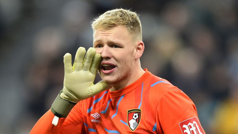 Aaron Ramsdale looks to be on the way back to Sheffield United where he started his career