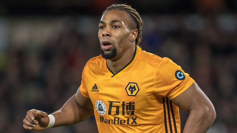 Adama Traore has been struggling with shoulder problems throughout the season