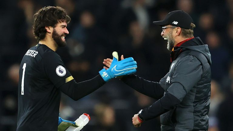 Klopp says he treats every member of his squad as an individual