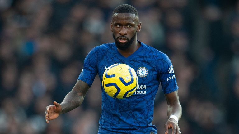 Antonio Rudiger says he felt like a scapegoat after reporting alleged racist abuse