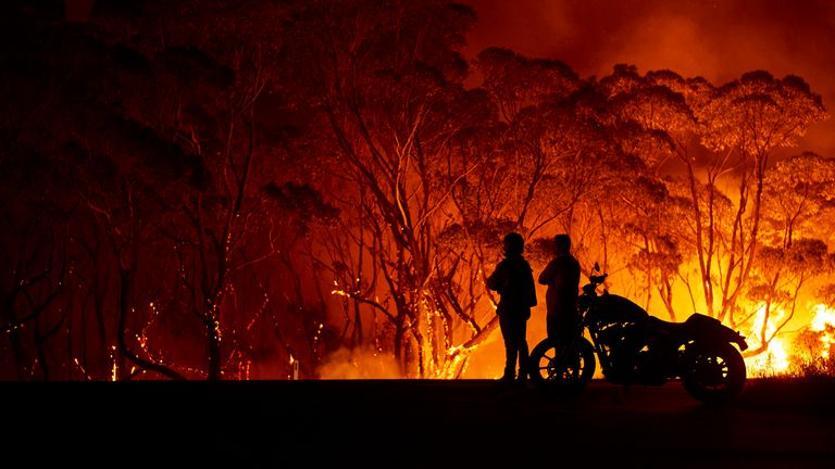 24 people have now died as a result of the bushfires which continue to affect parts of Queensland, New South Wales, Victoria, and South Australia