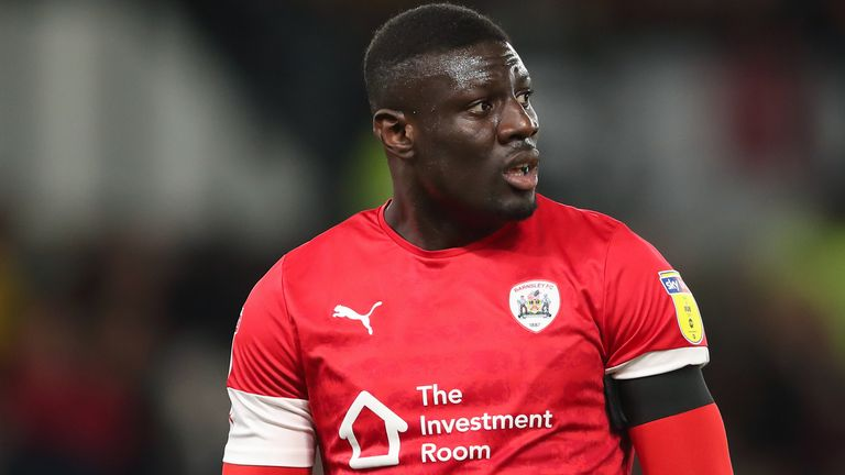 Bambo Diaby is understood to have been tested back in November