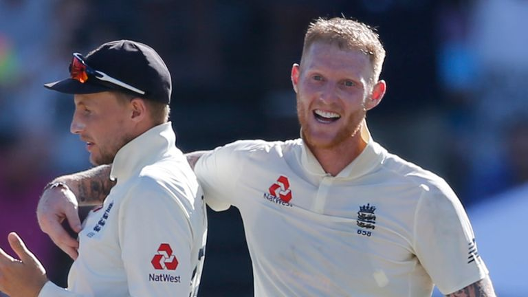 Stokes  took two wickets in two balls as England closed in on victory