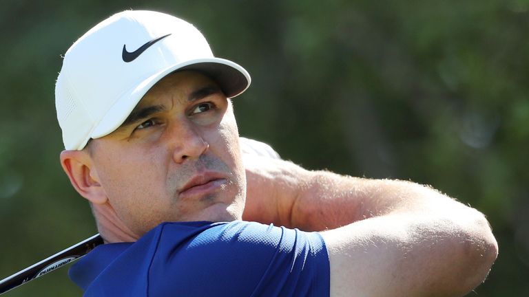 Brooks Koepka is making his return to competitive action in Abu Dhabi