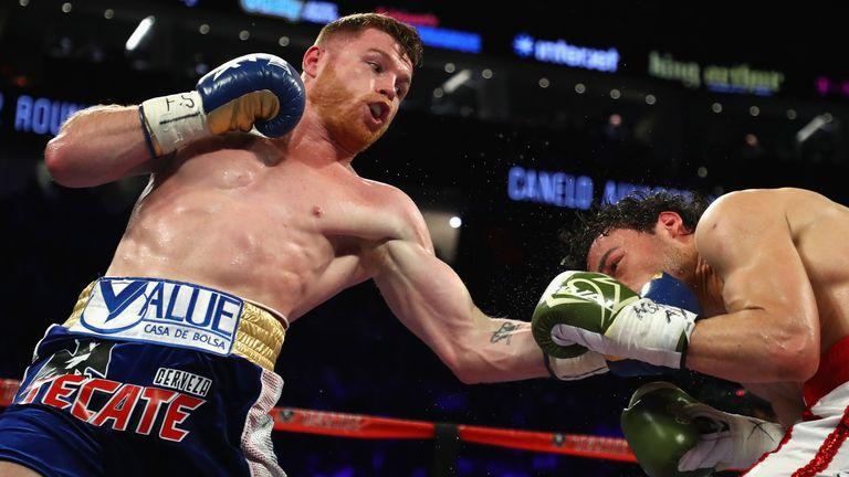 Canelo beat Chavez Jr nearly three years ago