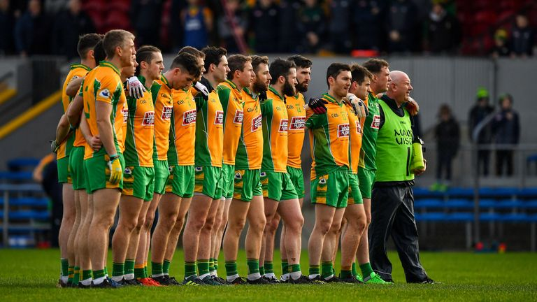 The Corofin players are embedded back into the squad, with Liam Silke and Ronan Steede set to start against Tyrone this weekend