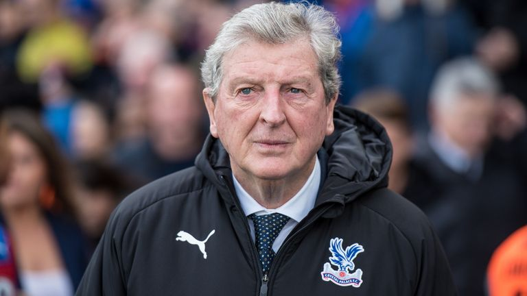 Roy Hodgson believes players returning from injury may mean Crystal Palace do not dip into the transfer market this month