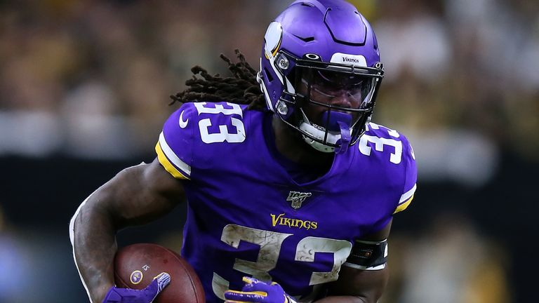 Dalvin Cook is coming off a career-best year with the Minnesota Vikings