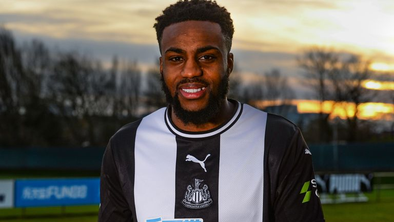 Danny Rose has joined Newcastle on loan from Tottenham for the rest of the season