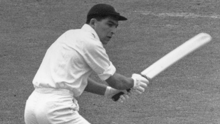 Ali Bacher scored 679 runs in 22 Test innings for South Africa at an average of 32.33