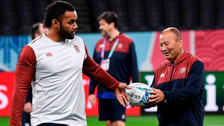 Vunipola is a key part of Eddie Jones' England plans