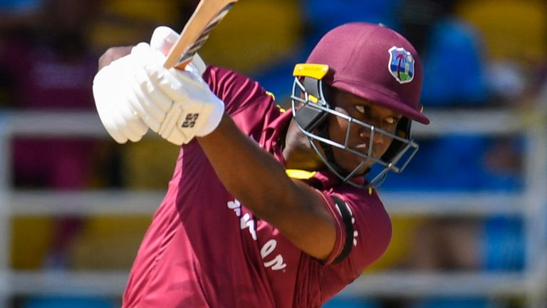 West Indies vs Ireland | Sky Sports Live Cricket