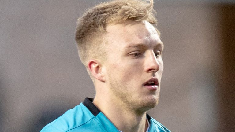 Robby McCrorie is set to join Livingston on loan