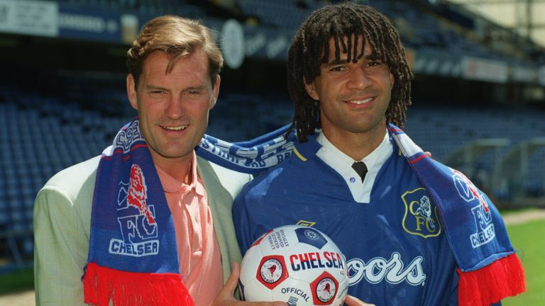Glenn Hoddle transformed Chelsea by bringing in Ruud Gullit in 1995