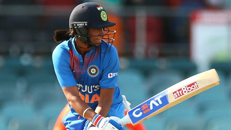 Indian women struggle to 103/9 against Australia